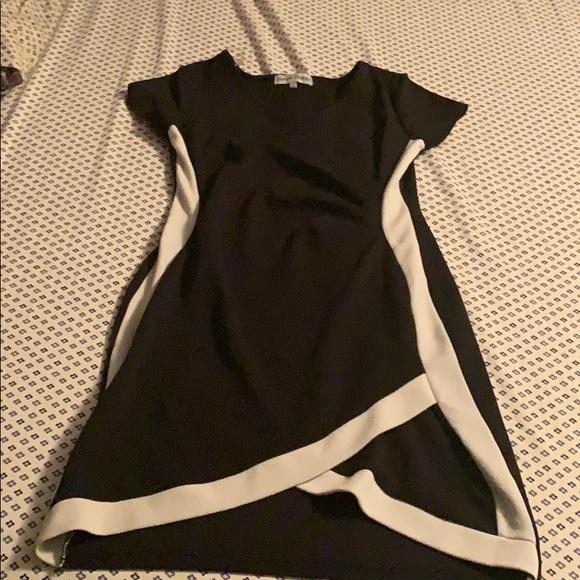 Mini blk dress
